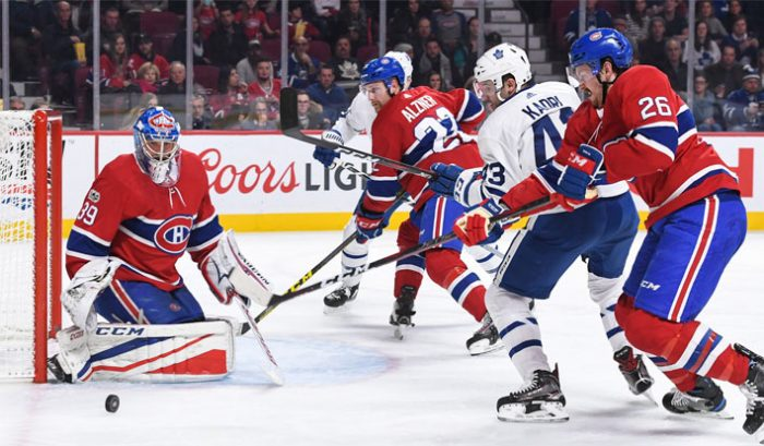 Bets On Hockey